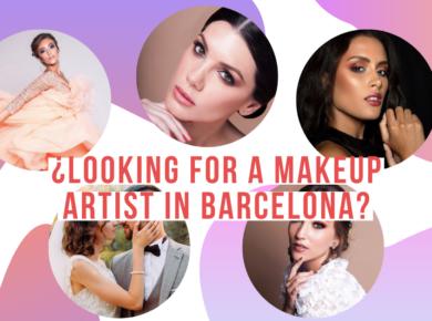 makeup artist barcelona