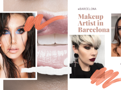 makeup artist in barcelona