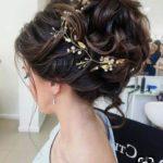 Ideas de peinados para asistir a una boda