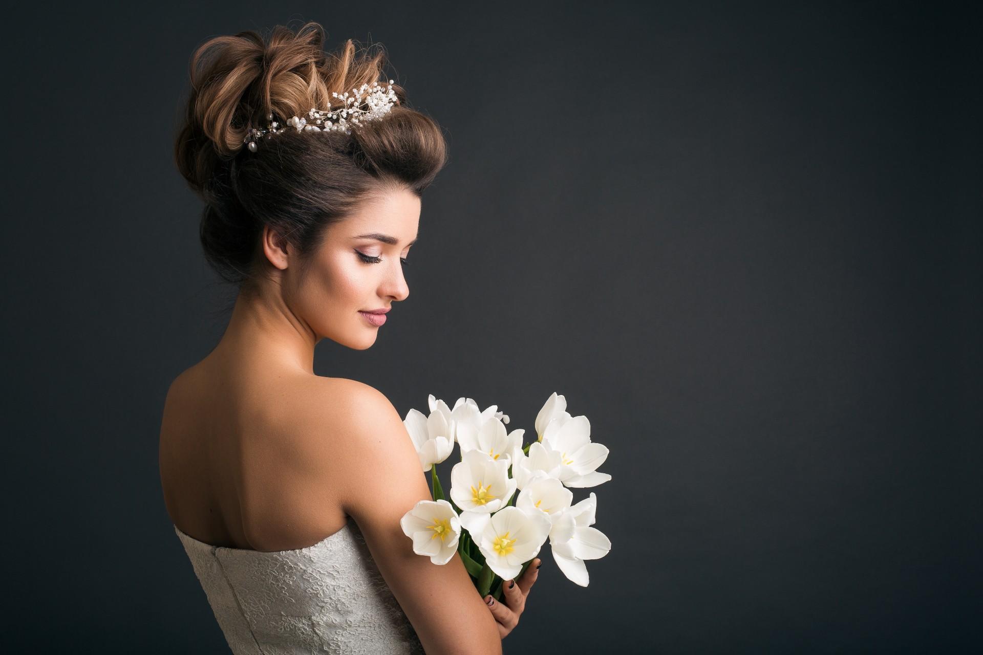 alternativas peinados de novia