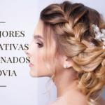Las mejores alternativas para peinados de novia