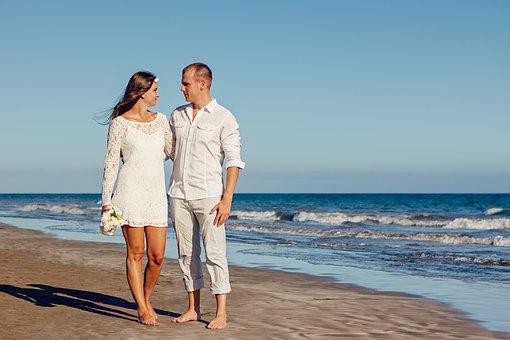 para el vestido ideal para una boda en la playa