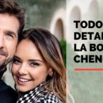 Todos los detalles de la boda de Chenoa