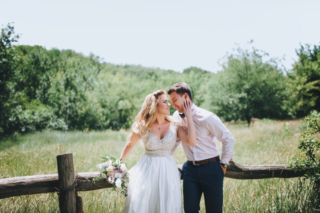 estilo de boda