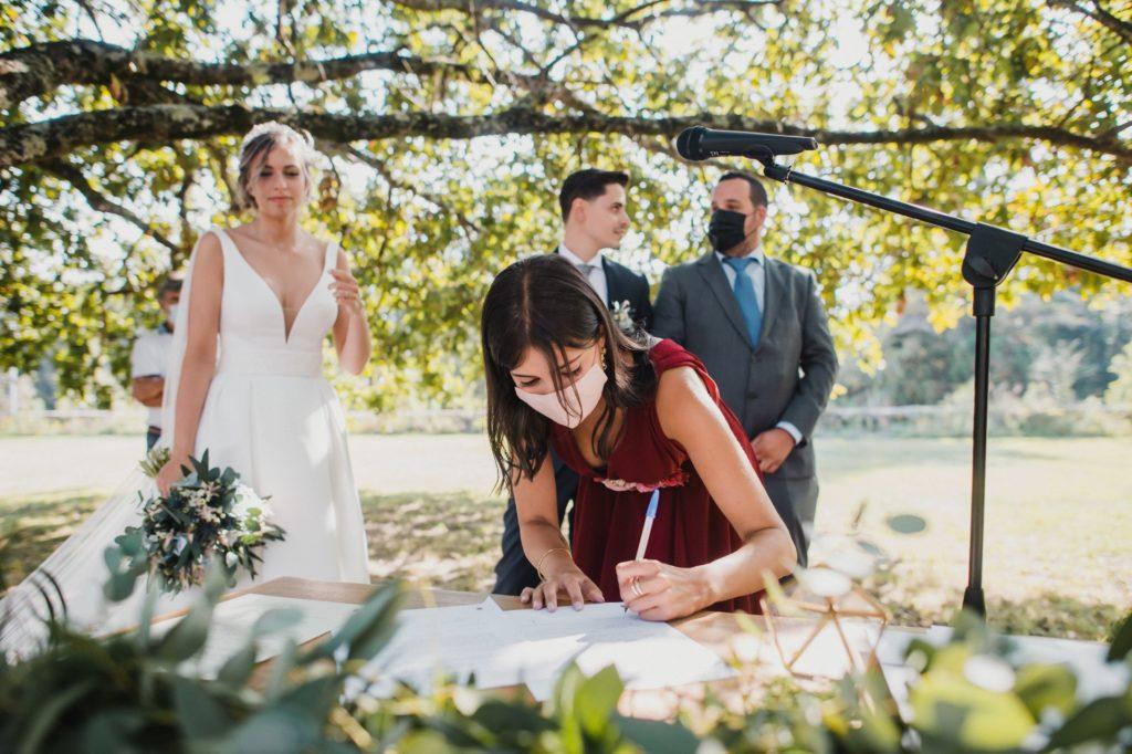 boda en pandemia