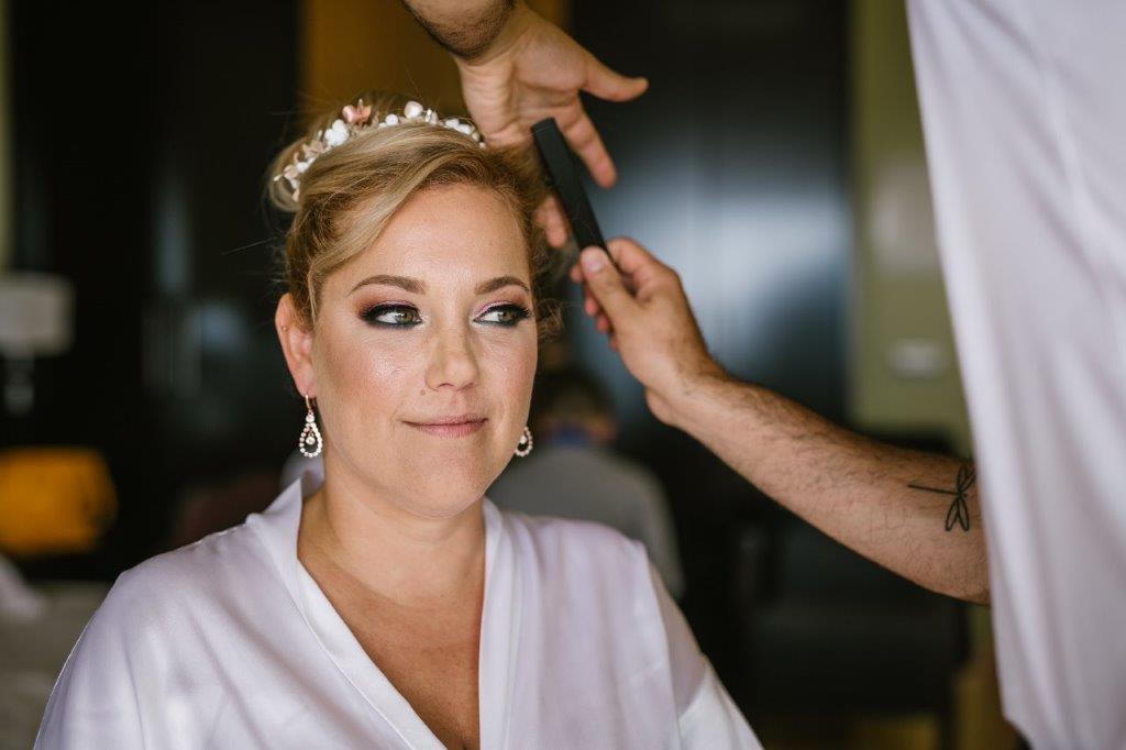 makeup artist in Barcelona