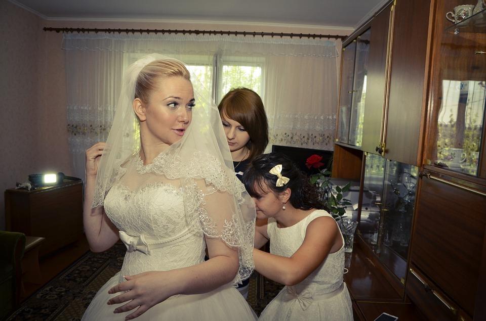 errores de las novias
