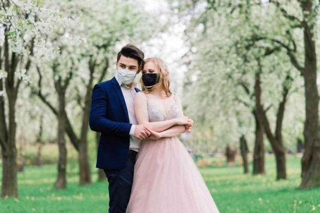 mascarillas para novias