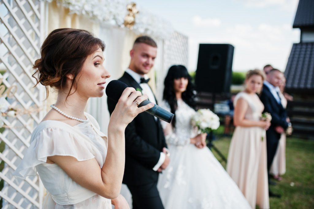 discurso de bodas