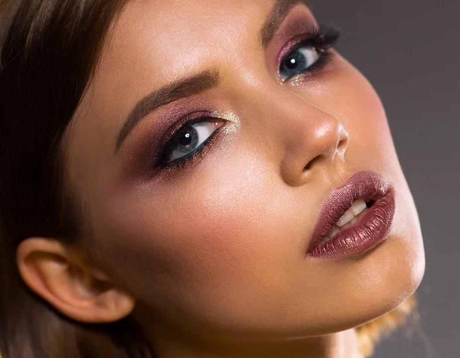 maquillaje de labios para novias