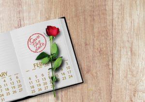 Eligiendo entre las mejores fechas para bodas