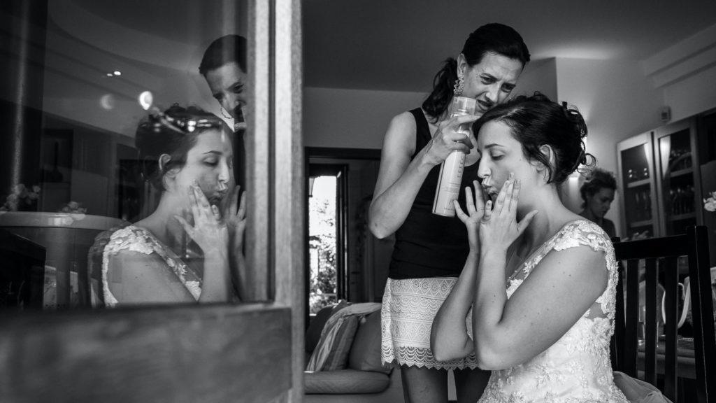 Fotos de boda originales qué papel juega el maquillaje